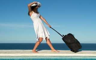 В отпуск без забот: как правильно и быстро собрать чемодан
