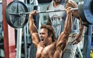 Самые лучшие упражнения на разные группы мышц дельты