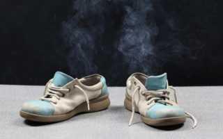 Как быстро и надолго избавиться от запаха в обуви