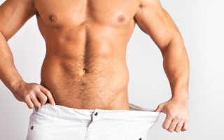 Упражнения для похудения для мужчин в домашних