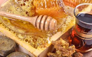 Так ли нужен мёд с полезным прополисом?