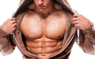 Как накачать грудь и плечи