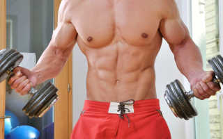 Как правильно качать мускулы