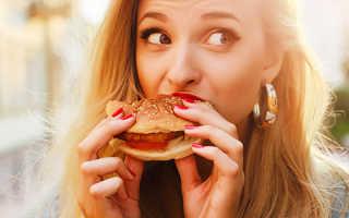 Как перестать жрать и начать худеть советы