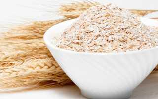 Польза и вред овсяных отрубей для здорового питания