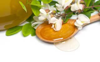 Неповторимый вкус и польза акациевого мёда