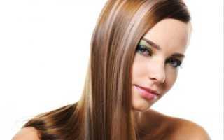 Маски для повреждённых мелированных волос