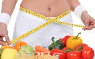 Правила здорового питания для быстрого похудения