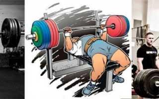 Базовые упражнения для набора мышечной