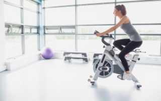 Велотренажер сколько нужно заниматься чтобы похудеть