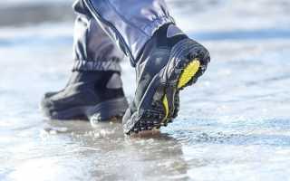 Что можно сделать, чтобы обувь не скользила: рекомендации