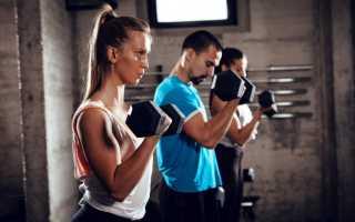 Как подкачать мышцы рук