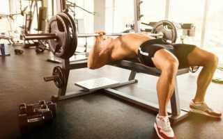 Изолирующие упражнения для грудных мышц