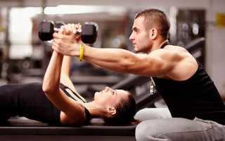 Базовые упражнения для новичков