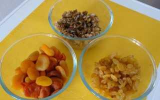 Пироги с полезными сухофруктами: 4 проверенных рецепта