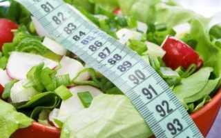 Как рассчитать калораж для похудения женщин