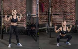 Как накачать мощные ноги