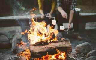 Как разжечь костёр: важные правила добычи огня