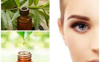Как правильно использовать масло чайного дерева от угрей и прыщей