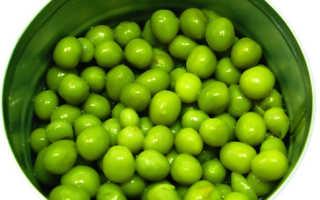 Есть ли вред от полезного зеленого горошка?