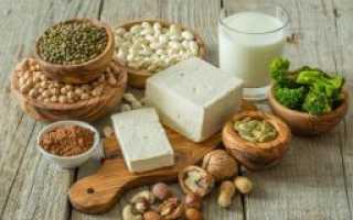 Растительный белок для полноценного питания