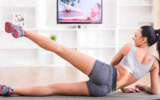 Все упражнения на все группы мышц дома