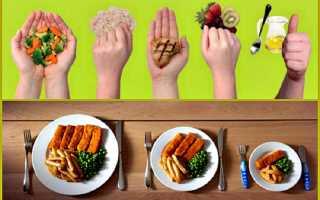 Сколько раз в день кушать чтобы похудеть