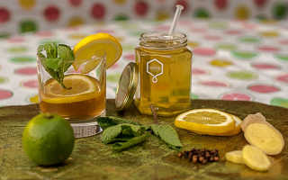 Вода и мёд – целебный напиток для укрепления здоровья