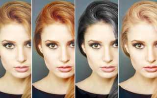 Как не ошибиться и правильно подобрать цвет волос