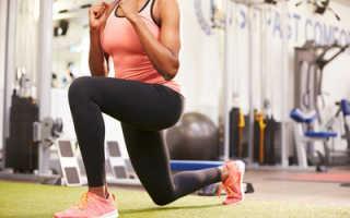 Малая и средняя ягодичные мышцы упражнения