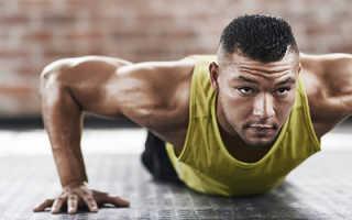 Как отжиматься чтобы накачать грудные мышцы