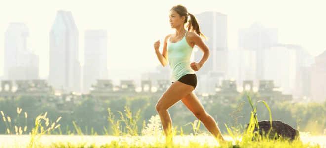 Бег и ягодичные мышцы