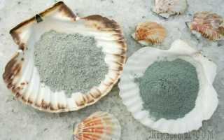 Голубая глина для волос: эффект как в рекламных роликах