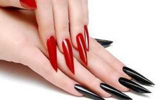 Как форма ногтей определяет результат маникюра