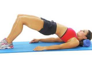 Упражнения для вашей поясницы