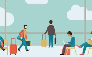 Что делать, если опоздал на самолёт: путешествуем с умом