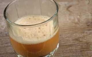 Польза и возможный вред картофельного сока