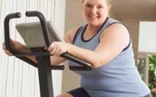 Как похудеть на велотренажере