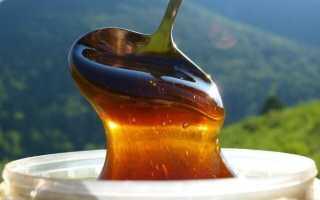 О великой целительной силе горного мёда