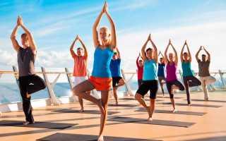 Йога для начинающих упражнения дома