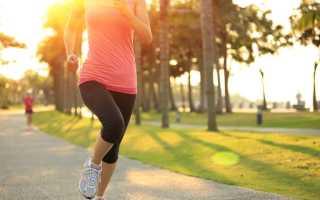 Можно ли занимаясь бегом похудеть