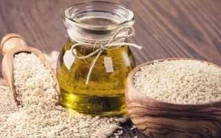 Полезные свойства кунжутного масла и противопоказания к его применению