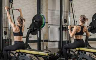 Самые эффективные упражнения для спины