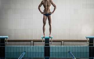Можно ли в бассейне накачать мышцы