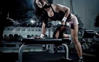 Комплекс упражнений на тренажерах для женщин