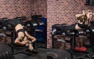 Лучшие упражнения в тренажерном зале для девушек
