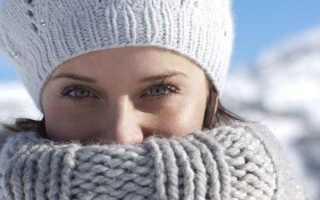 Каким должен быть зимний уход за кожей разных типов