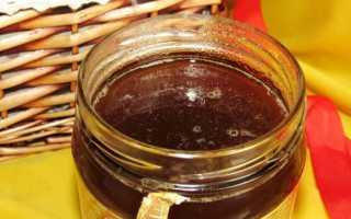 Состав и польза гречишного мёда