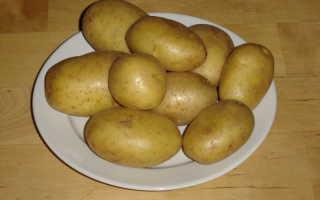 Почему картошка иногда чернеет после варки?