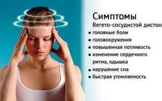 Народные средства лечения головной боли при вегетососудистой дистонии